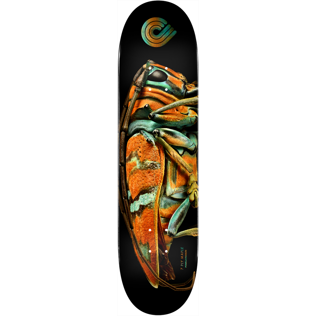 "Powell Peralta Bliss Jewel Beetle 9.0"" Deck"