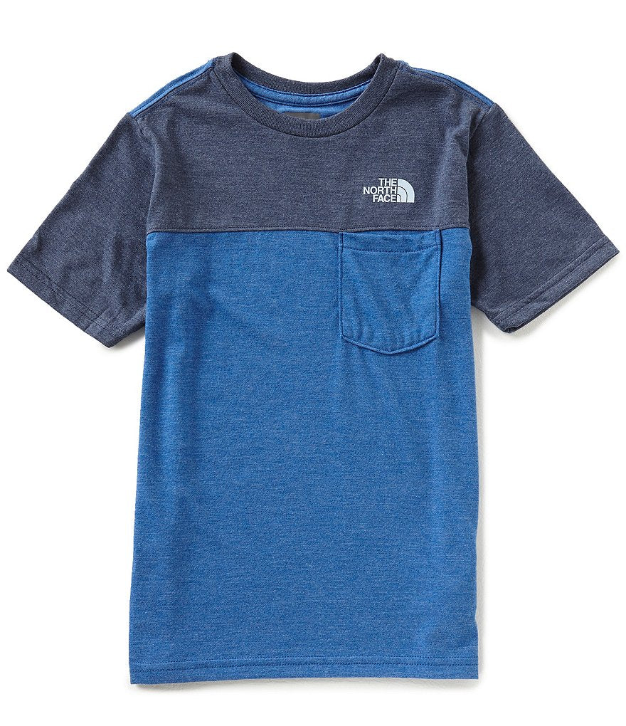 Tri-Blend Pocket Tee - Boys'