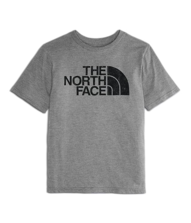 430541ef2 The North Face S/S Tri-Blend Tee - Boys'
