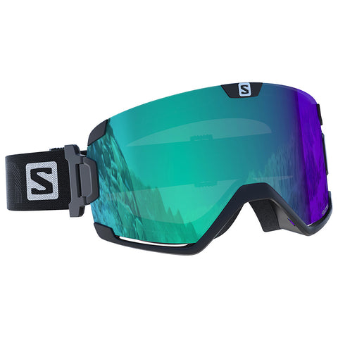 Salomon Brigade Men's Ski Helmet