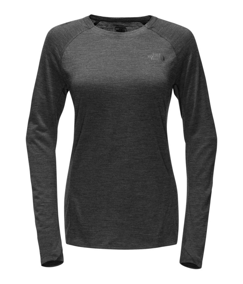 The North Face - Women?ÇÖs Wool Baselayer L/S Crew Neck