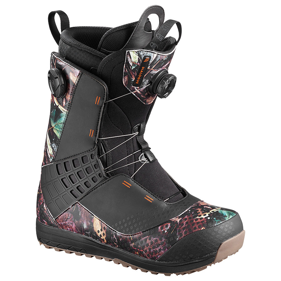 Salomon Dialogue Focus Boa Snowboard Boot - Camo