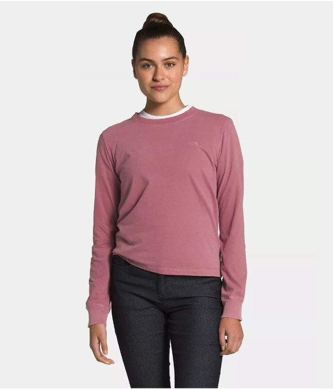 The North Face Long Sleeve Berkeley Tee - Women's