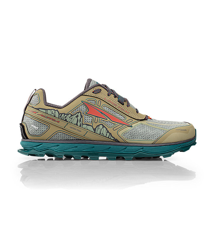 Altra Lone Peak 4 Low RSM Running Shoe - Men's