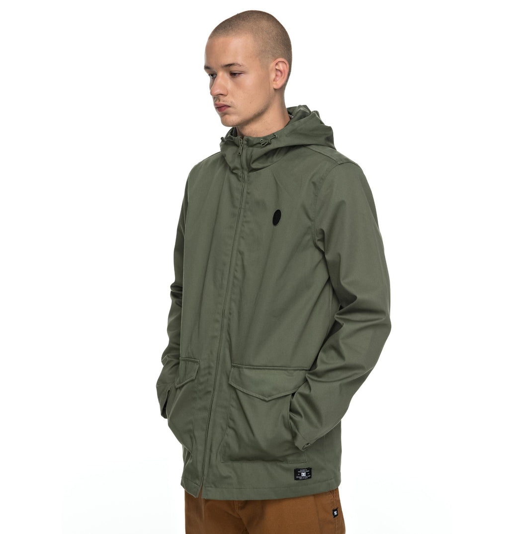 DC Shoe Co. Exford Water Resistant Field Jacket - Men's