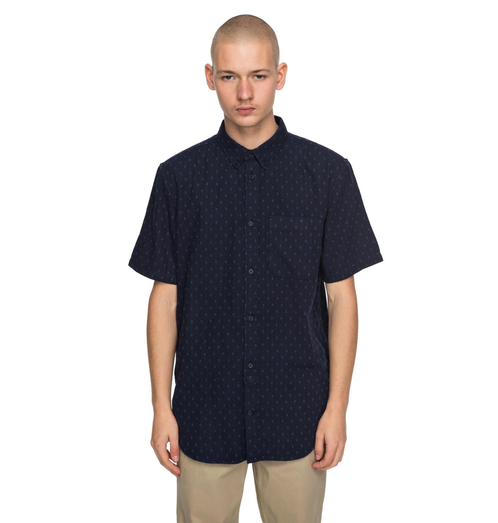 DC Shoe Co. Mowbray Short Sleeve Casual Shirt - Men's