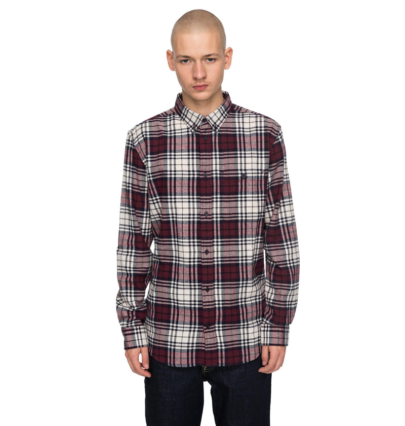 DC Shoe Co. South Ferry Long Sleeve Shirt - Men's