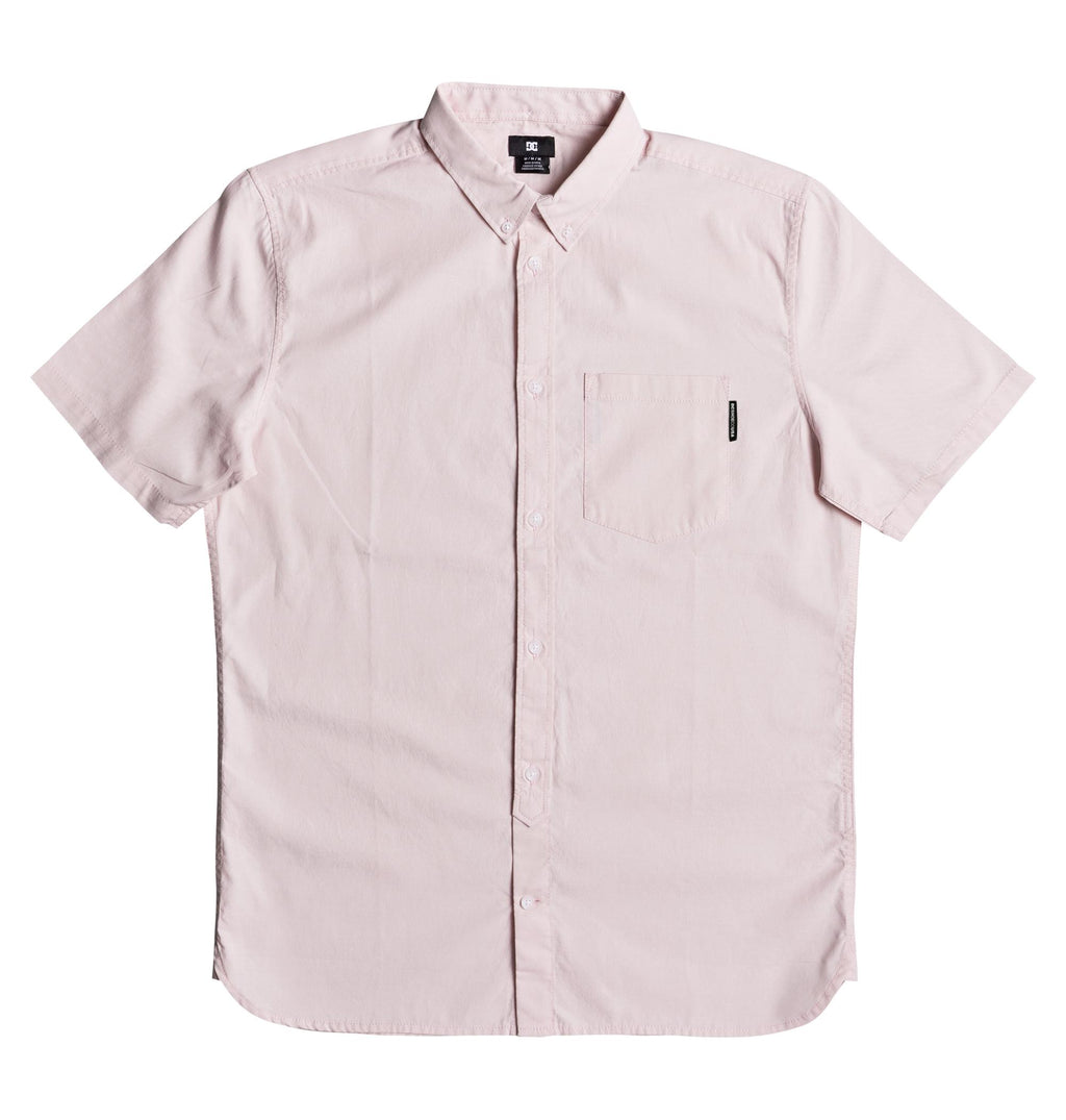 DC Shoe Co. Classic Oxford Short Sleeve Shirt - Men's