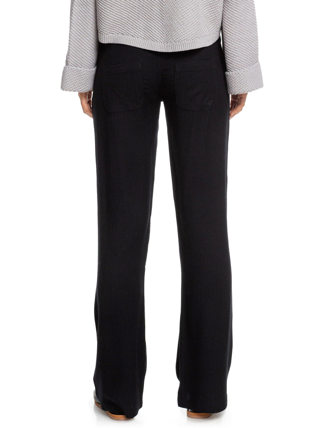Roxy Oceanside Flared Linen Pants - Women's