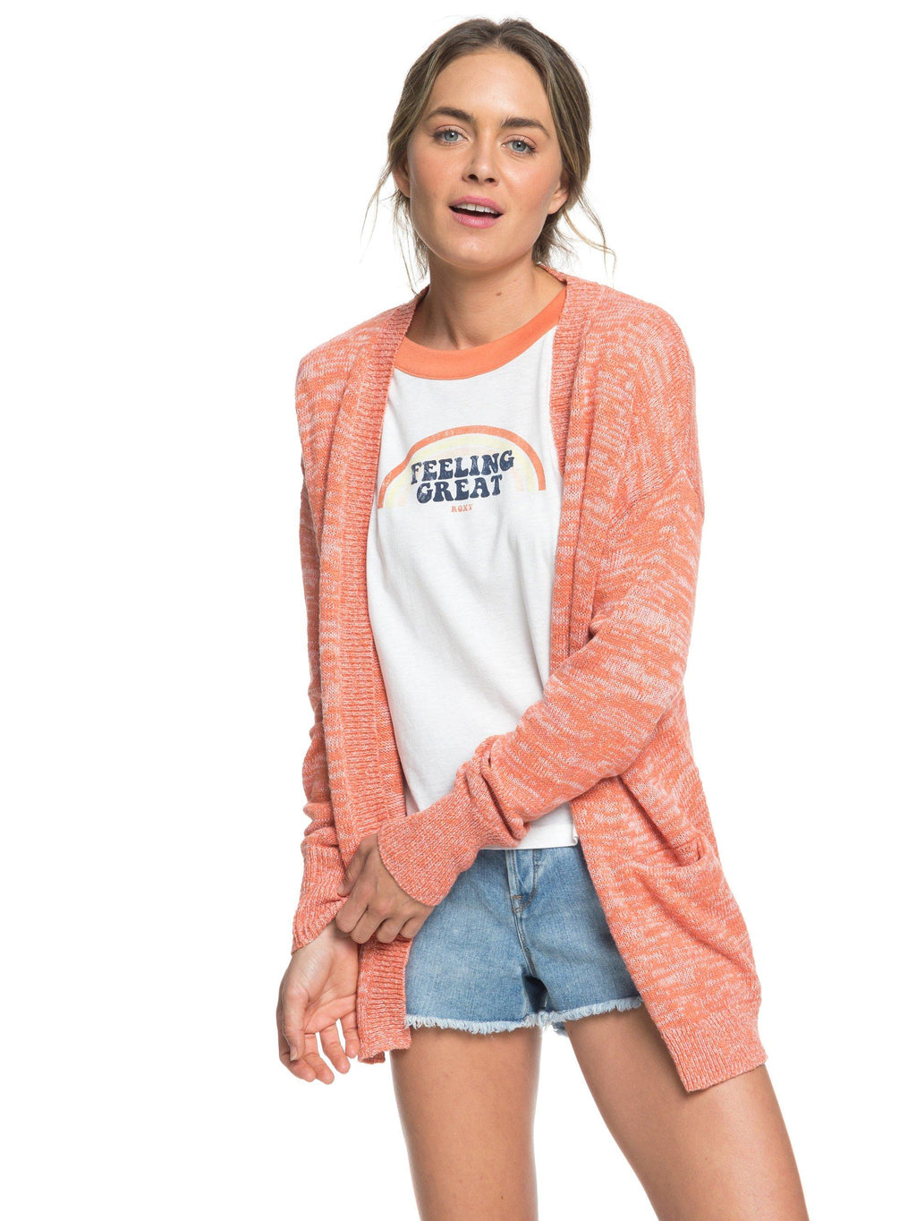 Roxy Valley Shades Cardigan - Women's