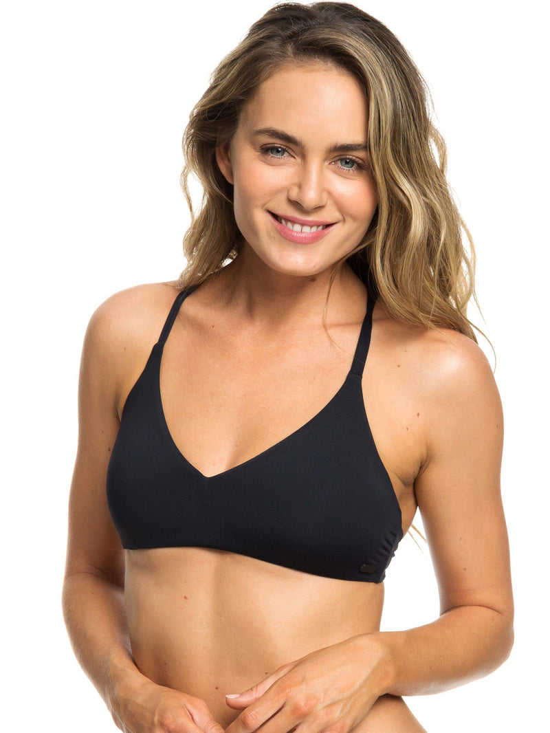 Roxy Beach Classics Fixed Triangle Bikini Top - Women's
