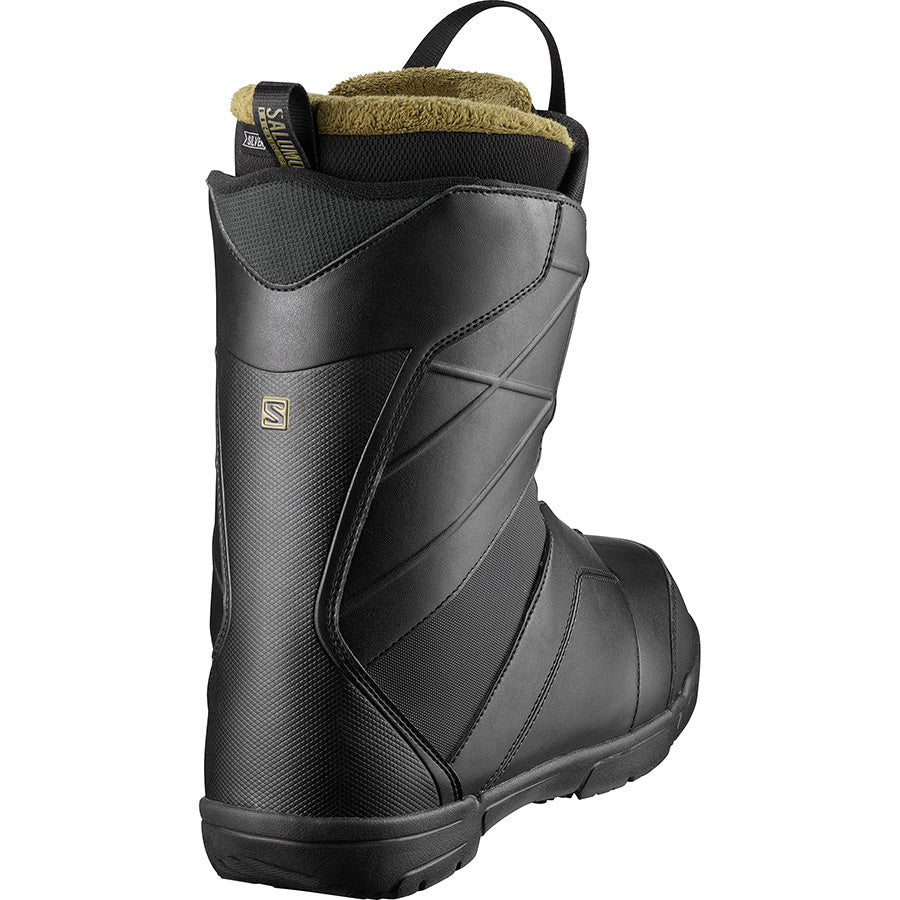 Salomon Faction Boa Snowboard Boot - Black
