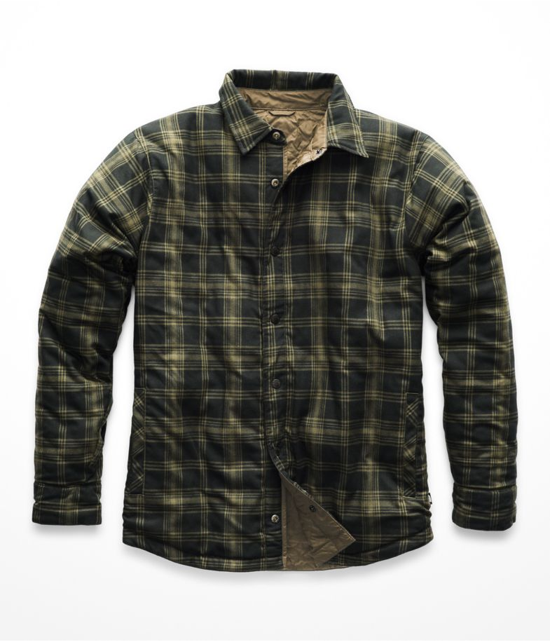 The North Face - Men's Fort Point Insulated Flannel