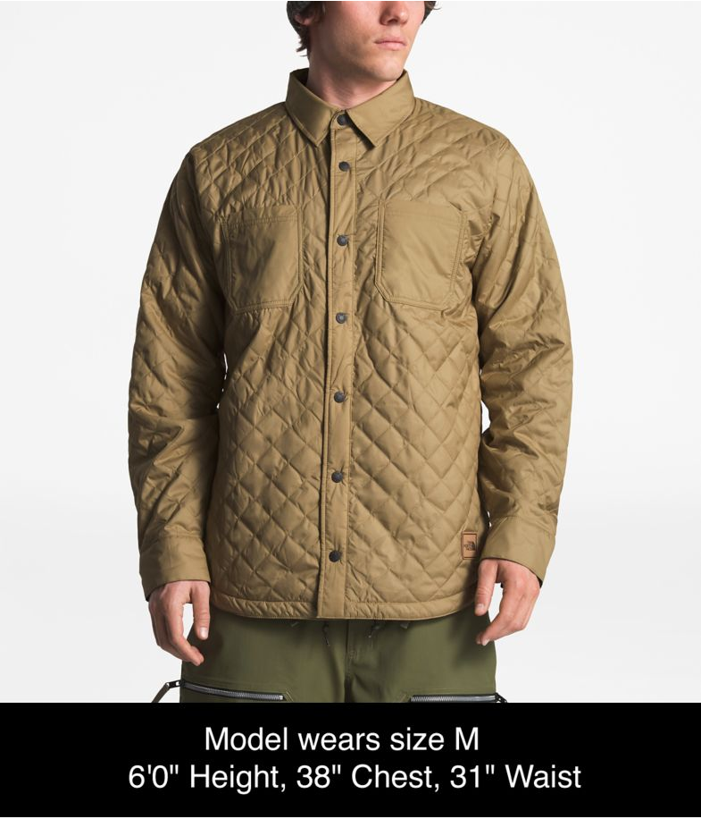The North Face Fort Point Insulated Flannel - Men's