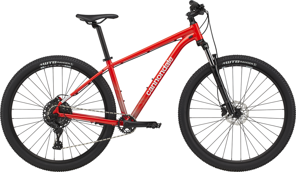Cannondale Trail 5, 6, 7 & 8 Mountain Bikes (Men's, Kids, and Women's Options)