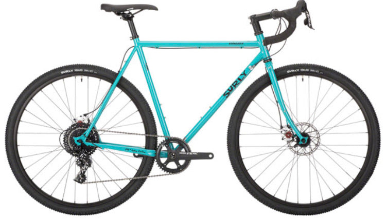 Surly Straggler 700c Complete Bike for Pavement, Gravel, or Whatever