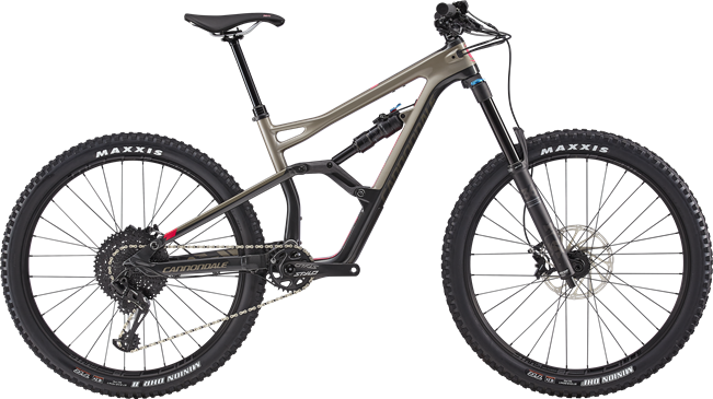 Cannondale Women's Carbon Jekyll 1 - 170mm Travel - Enduro Mountain Bike