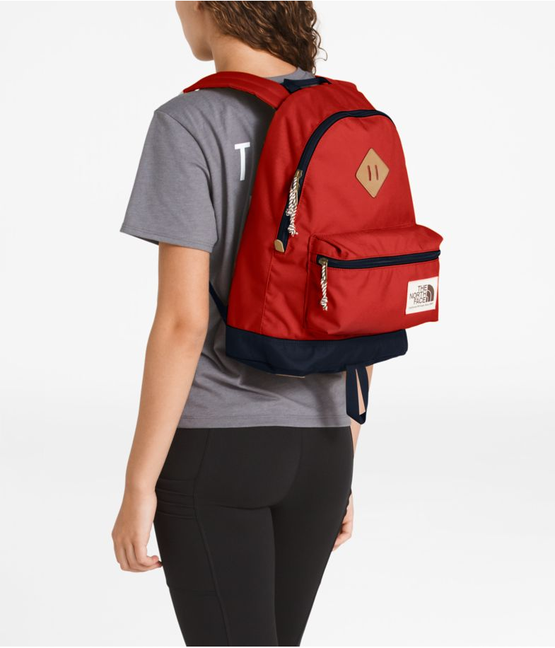 010f286f2 The North Face Mini Berkeley Backpack – Gravity Coalition