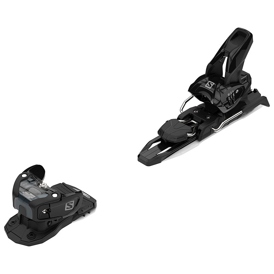 Salomon SKI BINDINGS N WARDEN MNC 11 Black