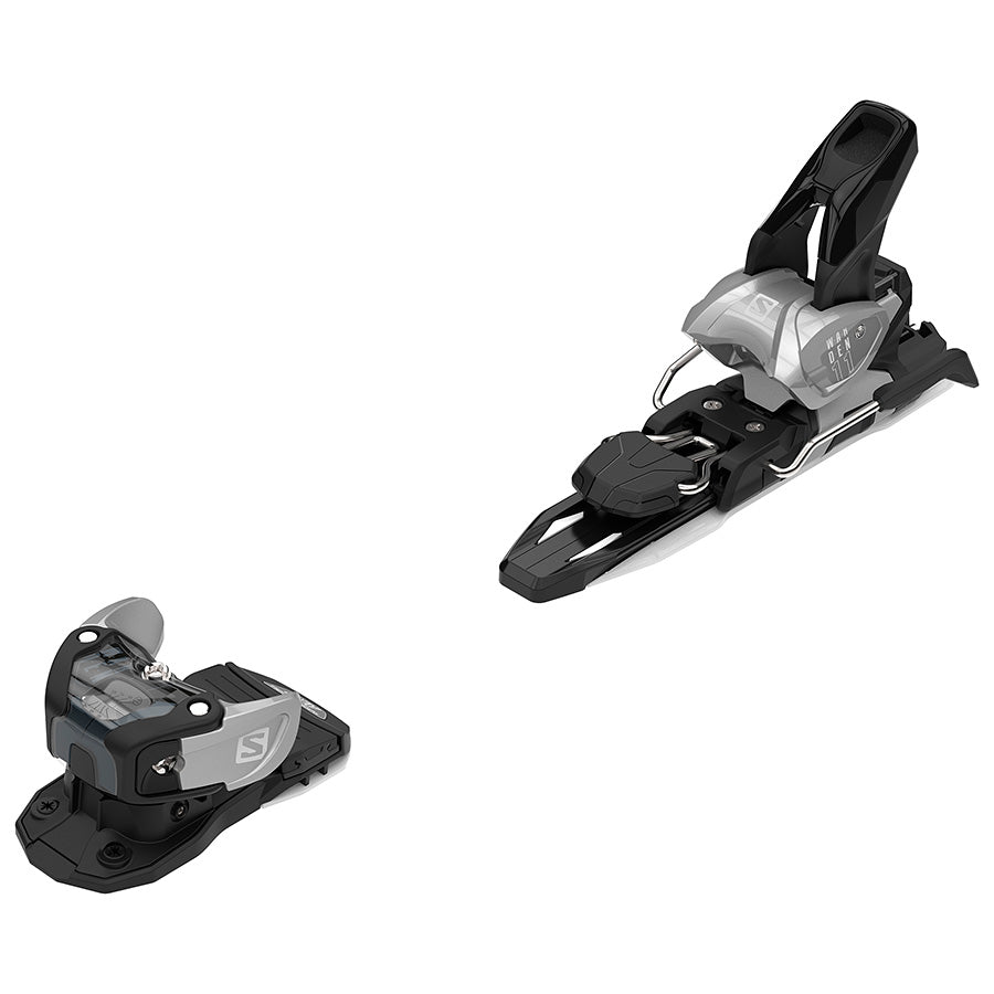 SALOMON SKI BINDINGS N WARDEN MNC 11 Silver/Black