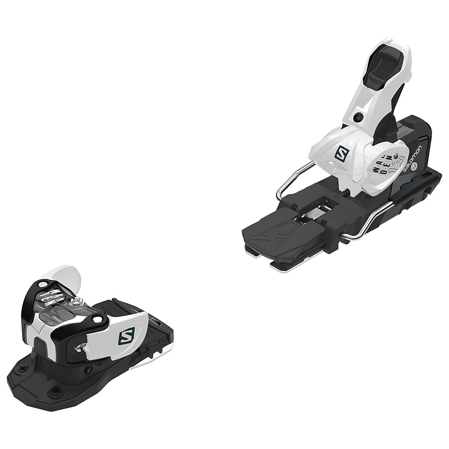 SALOMON SKI BINDINGS N WARDEN MNC 13 White/Black