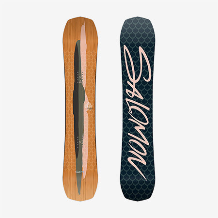 Salomon Rumble Fish Snowboard