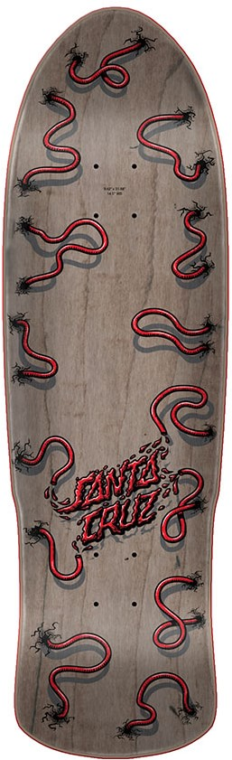Santa Cruz Spacebowl Hand Preissue 9.42in x 31.88in