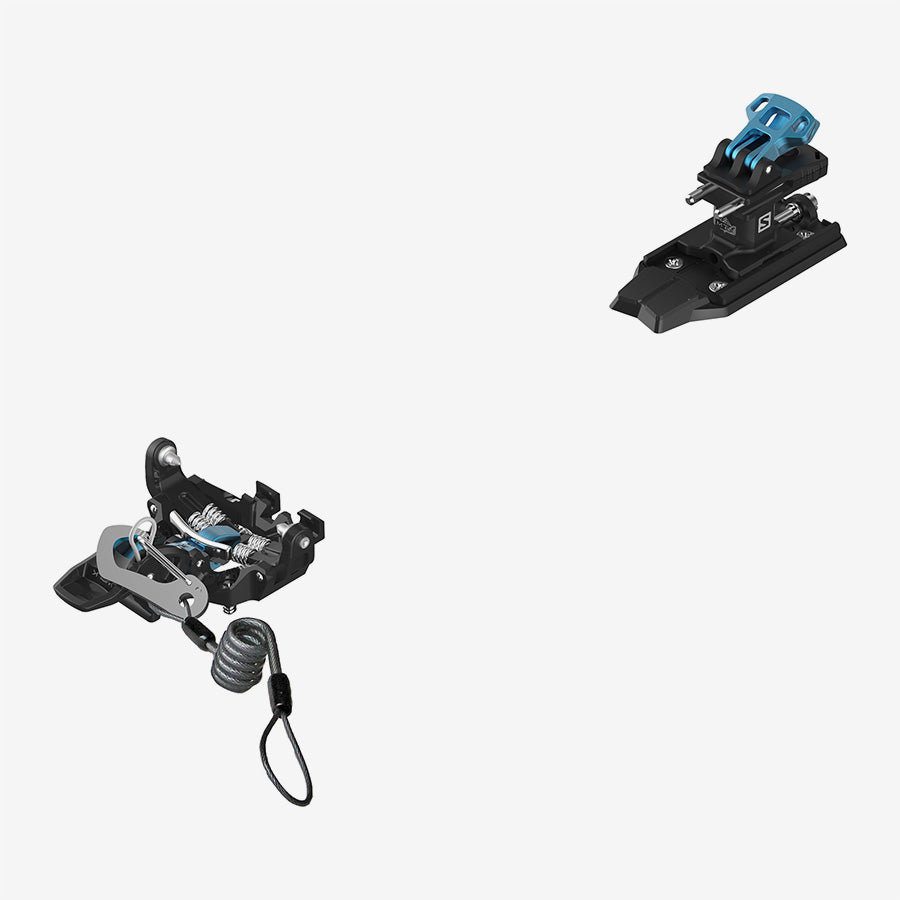 Salomon MTN + Leash Ski Touring Binding