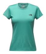 Reaxion Amp Crew Short Sleeve - Women's