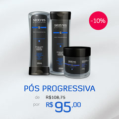 Leveza e Movimento: Kit Pós Progressiva