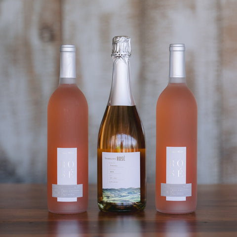 Rosé Trio (Shipping Option Only)