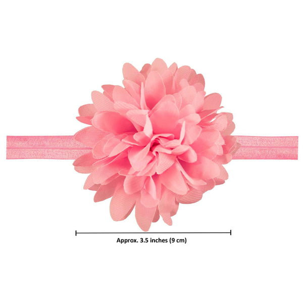 Pretty Petals - Large Flower Headbands 18 Piece Set - ZeldaMatilda.com