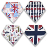 Bandana Bibs - Limited Edition Royal Set