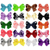 newborn baby bows interchangeable
