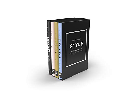 Little Guides to Style: The Story of Four Iconic Fashion Houses by Emma Baxter-Wright