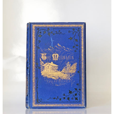 "The Mountain from the french of Michelet ; by the translator of ""The bird"" ; illustrations from designs by Percival Skelton"