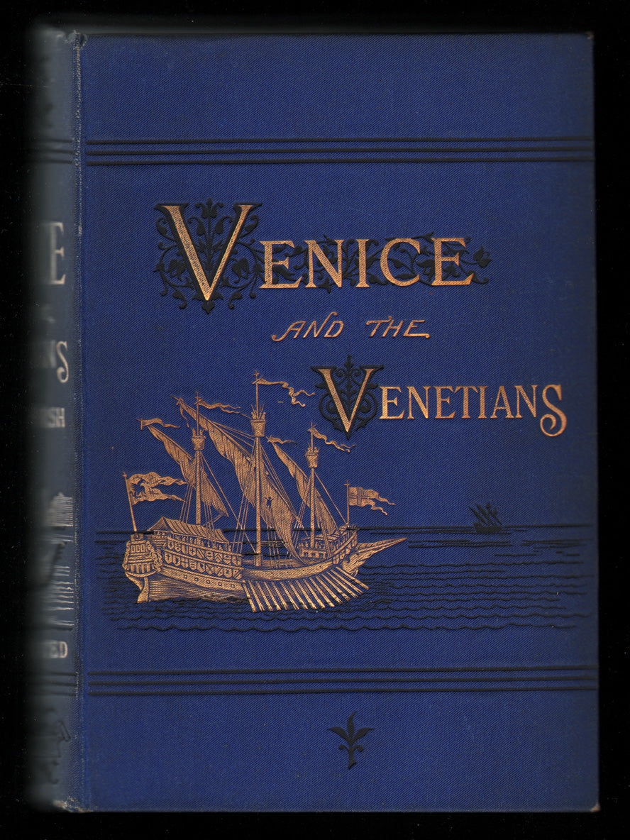 stories of venice and the venetians by john b marsh illustrated by philibert c berjeau