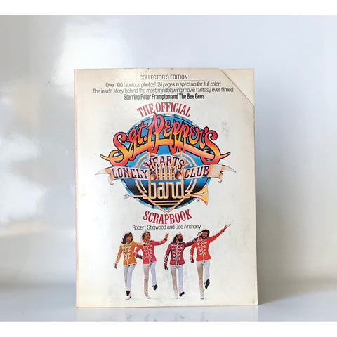 "The official ""Sgt. Pepper's Lonely Hearts Club Band"" scrapbook: The making of a hit movie musical by Robert Stigwood"