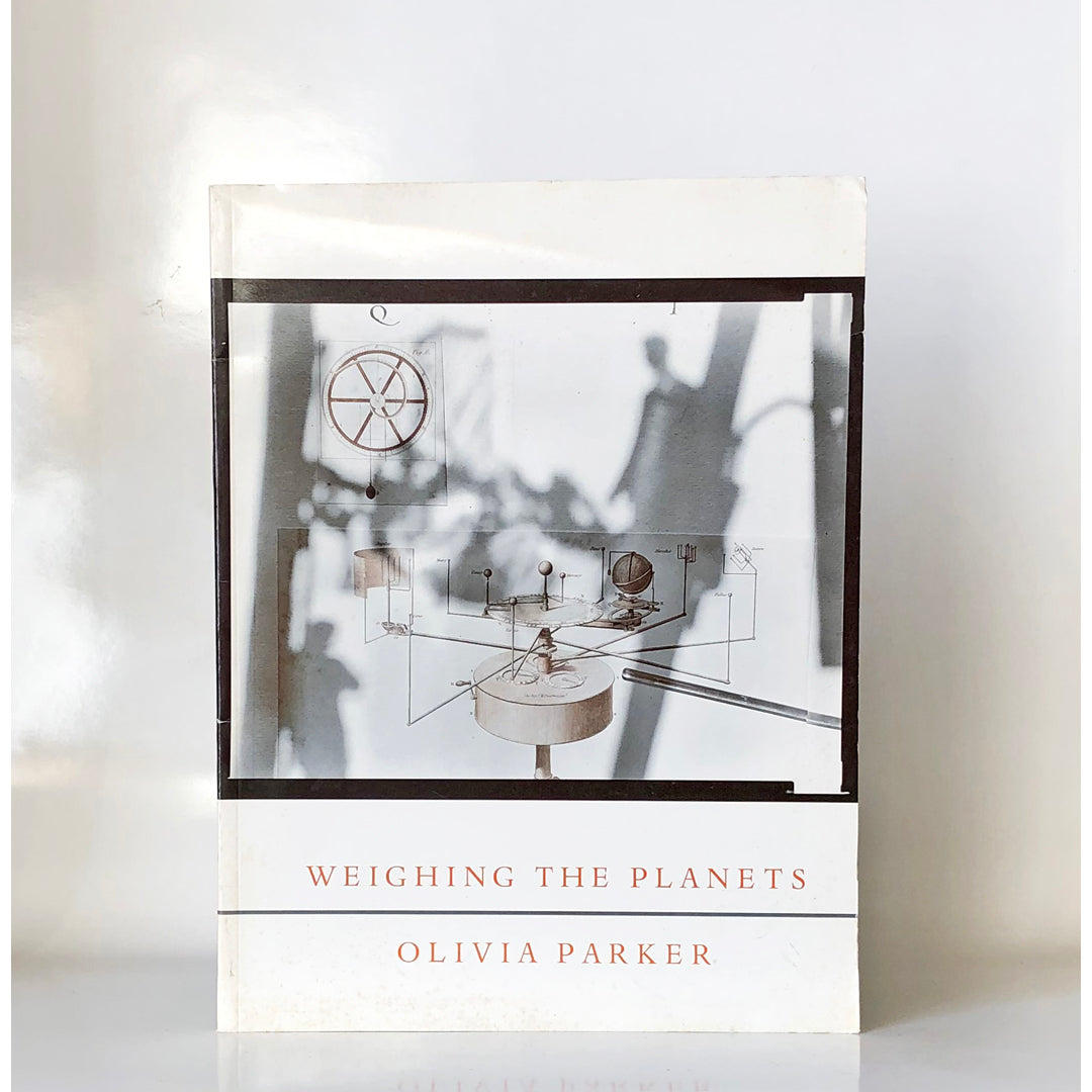 Weighing the planets by Olivia Parker