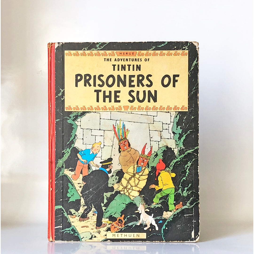 The Adventures of TINTIN : Prisoners of the Sun by Herge ; translated by Lesile Lansdale-Cooper and Michael Turner