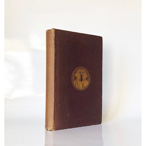 St. Paul's within the walls; an account of the American Chapel at Rome, Italy, together with the sermons preached in connection with its consecration, Feast of the Annunciation, March 25, 1876 by Robert Jenkins Nevin