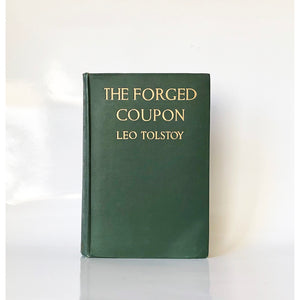 The forged coupon and other stories by Leo Tolstoy