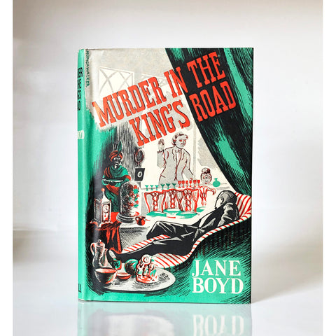 Murder in the King's Road by Jane Boyd