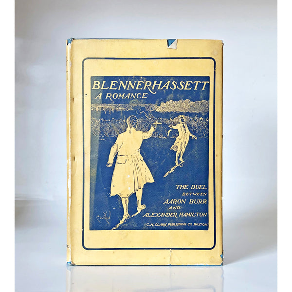 Blennerhassett or the decrees of fate ; a romance founded upon events in American history by Charles Felton Pidgin with illustrations by Calres H. Stephens