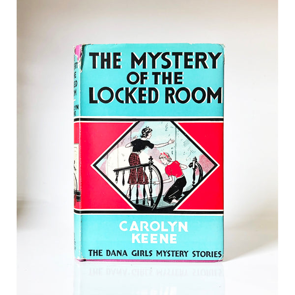 The Mystery of the Locked Room by Carolyn Keene
