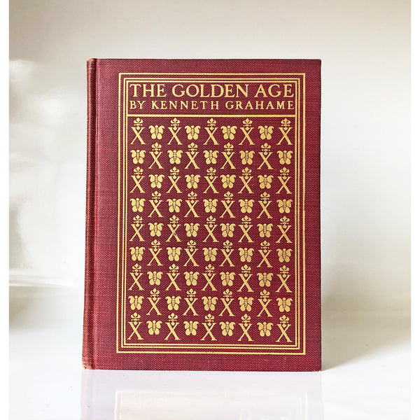 The Golden Age by Kenneth Grahame ; illustrated by Maxfield Parrish