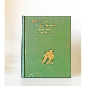 Birds of the British isles drawn and described by John Duncan