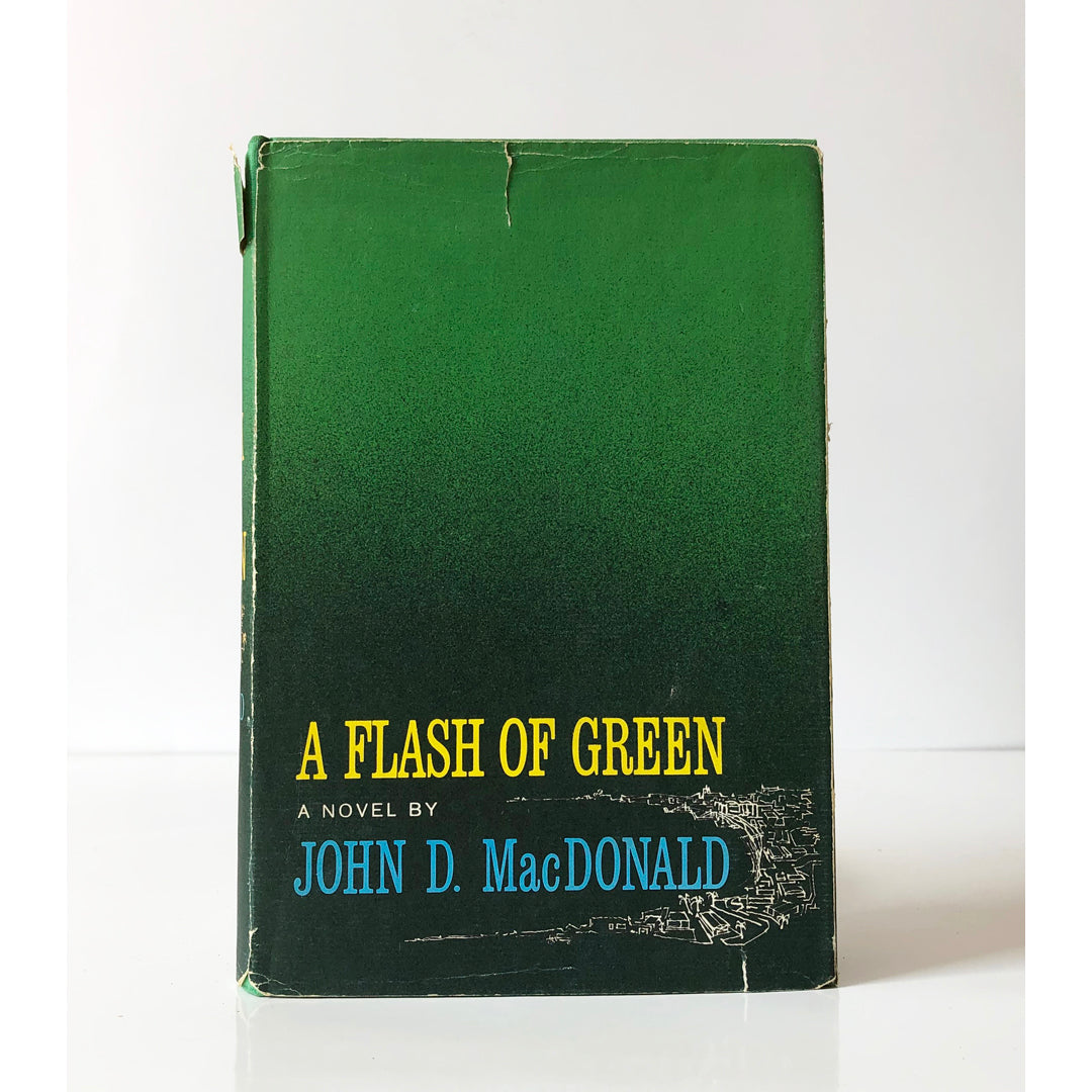 A Flash of Green by John D. MacDonald