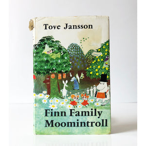 Finn Family Moomintroll written and illustrated by Tove Jansson ; translated by Elizabeth Portch