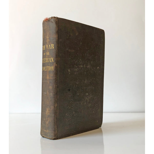 A historical collection from official records, files, &c., of the part sustained by Connecticut, during the war of the revolution : with an appendix, containing important letters, depositions, &c., written during the war by Royal Ralph Hinman